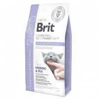 Brit VD Grain Free Cat Gastrointestinal, 400 g